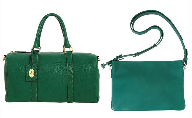 Barva letošního podzimu? Rozhodně smaragdová! (http://www.luxurymag.cz)
