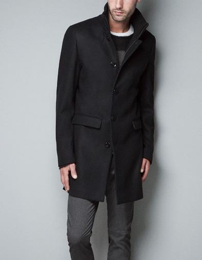 f71c44cd06 Pánské kabáty podzim 2012 (http   www.luxurymag.cz)