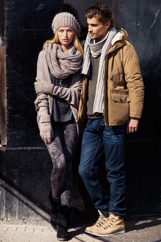 New Yorker zimní kolekce 2012 (http://www.luxurymag.cz)