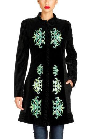kabáty zimní dámské - kabelka