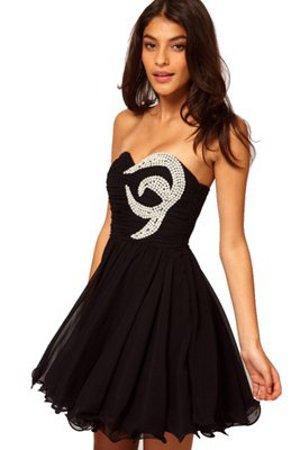 Plesová sezóna se blíží! Plesové a společenské šaty 2013 ...