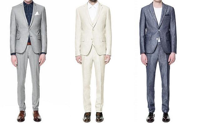 204c3fcd50 Vkusná pánská móda! - Kolekce jaro léto 2013 Zara Man — LUXURYMAG