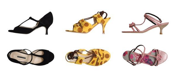 Fashion trend: kitten heels (http://www.luxurymag.cz)