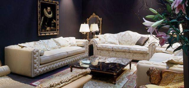 Klasický italský nábytek vám nabídne pražský Salon Cardinal  #Design