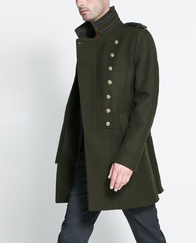 dc40d44ad1 Must have pánské kabáty podzim 2013 (http://www.luxurymag.cz