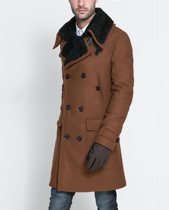 ef4ea923b3 Must have pánské kabáty podzim 2013 (http   www.luxurymag.cz