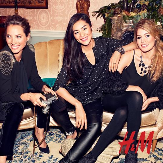 Fiestas a tu alcance con la colección de vacaciones de H&M (http://www.luxurymag.cz)