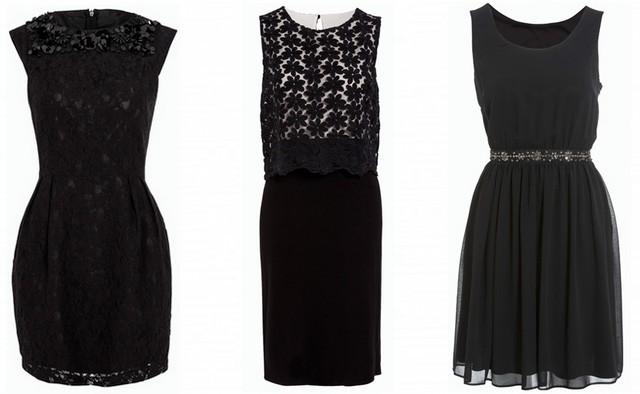 ¡Los pequeños vestidos negros para la temporada de fiestas de este año te convertirán en una estrella!  (http://www.luxurymag.cz)