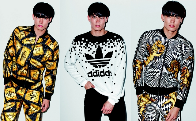Collection Originals blue and Originals by Jeremy Scott for autumn and winter 2013 (http://www.luxurymag.cz)