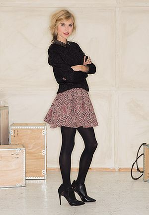 The Pimkie brand will dress you for school and party in the 2013 winter collection (http://www.luxurymag.cz)