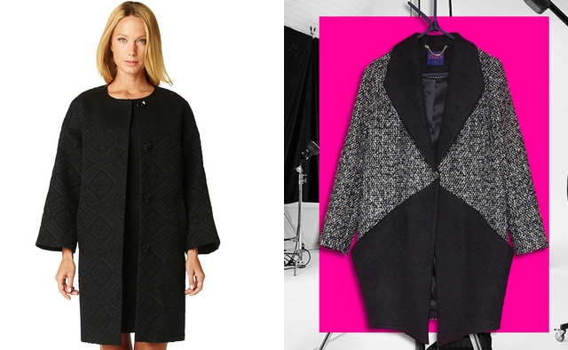 Get started!  - Plus size and oversize coats (http://www.luxurymag.cz)