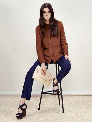January lookbook Mango convinces again of the beauty of simplicity (http://www.luxurymag.cz)