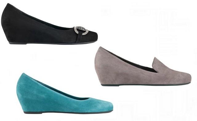 Luxury ballerinas from the Högl brand (http://www.luxurymag.cz)