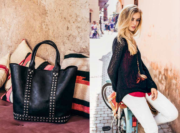 Embark on a journey with the Orsay Spring / Summer 2014 collection (http://www.luxurymag.cz)
