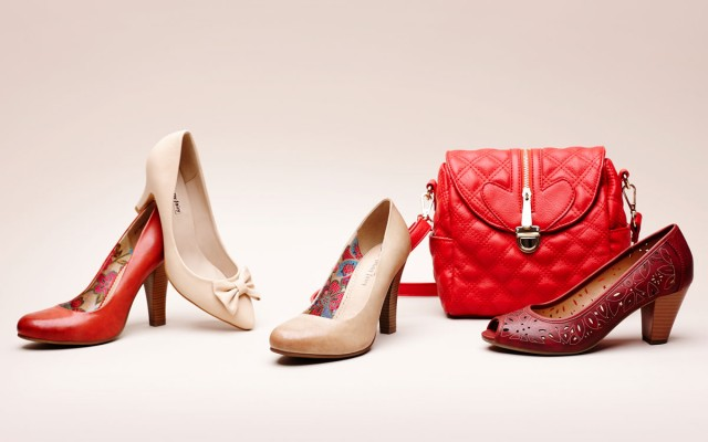 Incredible selection - spring 2014 shoes from the CCC brand!  (http://www.luxurymag.cz)