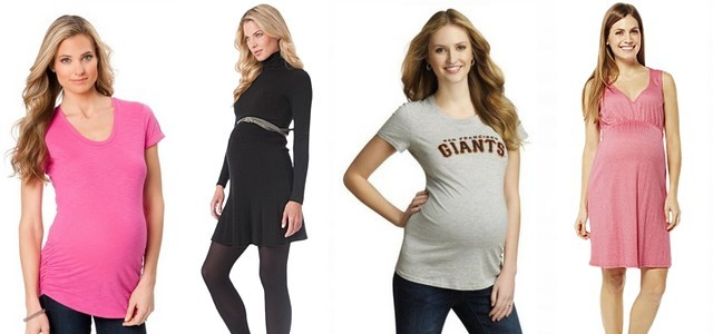 6d6de2540e86 Pro nastávající maminky - Těhotenská móda jaro 2014 — LUXURYMAG