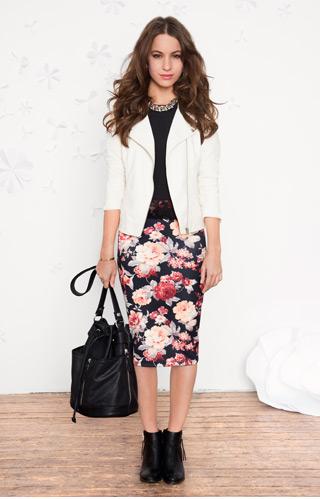 French Spring Fashion - Pimkie Spring 2014 (http://www.luxurymag.cz)