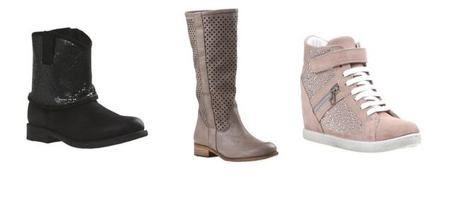 Do jara s novými botami   Kolekce Baťa jaro 2014 — LUXURYMAG 9ec50b363e2