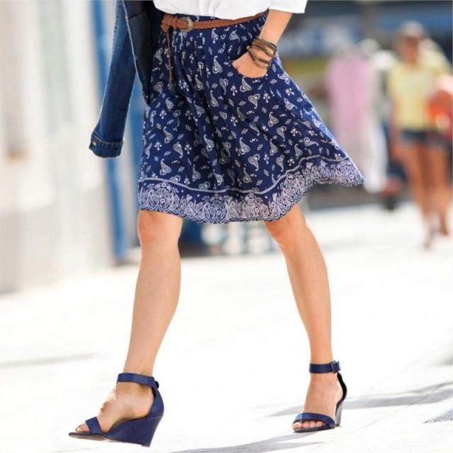 Dámské šaty a sukně nejen pro Vaši dovolenou (http   www.luxurymag c4ffe547085