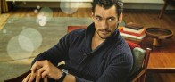 David Gandy pro Marks and Spencer v kampani podzim / zima 2014