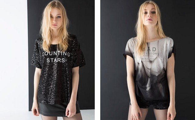 Christmas is slowly coming here!  - Bershka Christmas collection (http://www.luxurymag.cz)