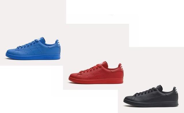 Start of a new collaboration!  - adidas Originals = Pharrell Williams (http://www.luxurymag.cz)