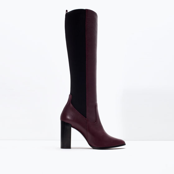 What boots will enchant us this year?  Choosing the best!  (http://www.luxurymag.cz)