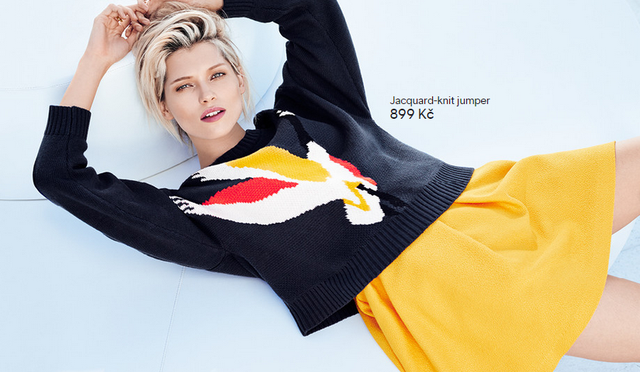 H&M Spring 2015 Preview collection: Sunny Days (http://www.luxurymag.cz)