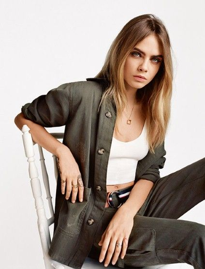 TOPSHOP presented a spring campaign inspired by the 1970s (http://www.luxurymag.cz)