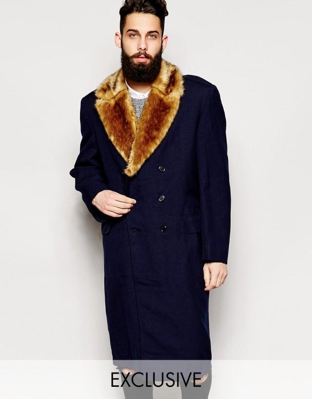 Doplňky nejen na kabáty – kožešinové límce opět v módě! — LUXURYMAG 6ea3441bce