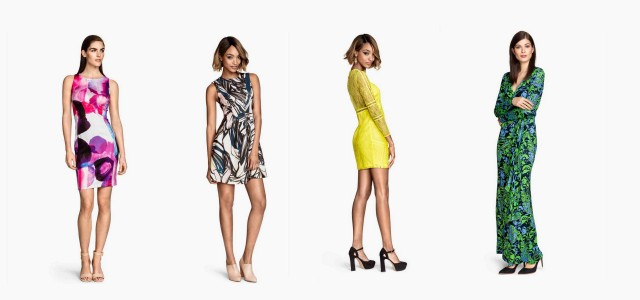 Jarní šaty — LUXURYMAG 34980e586be