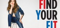 Jeans mánie! – Lookbook Find Your Fit od značky Tally Weijl