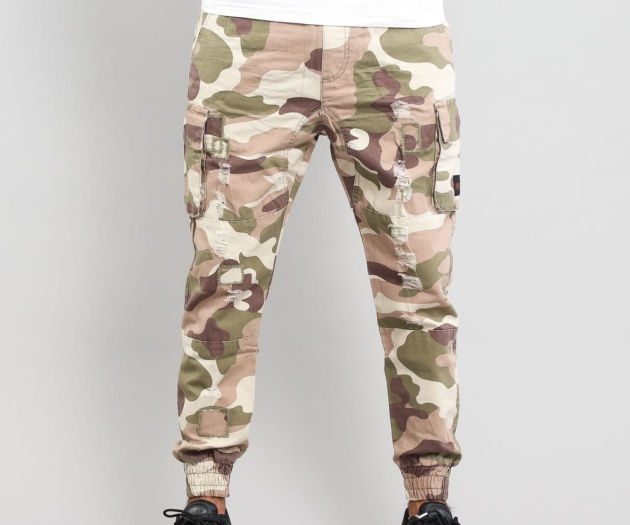 Cayler & Sons BL Doomed Distressed Jogger Pants