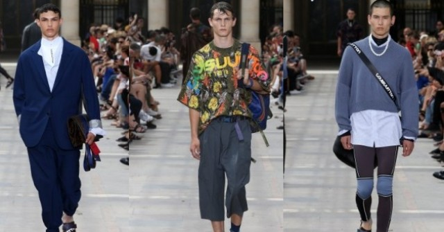 Louis Vuitton Men's SS18 kolekce