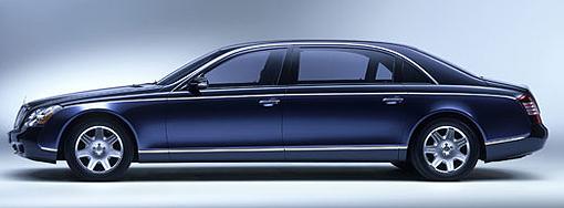 Nejdražší: 10 nejdražších aut světa pro rok 2008 (www.luxurymag.cz)
