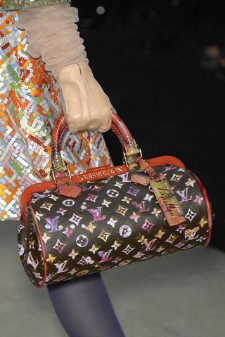 Louis Vuitton – kabelky z kolekce jaro/léto 2008 (www.luxurymag.cz)