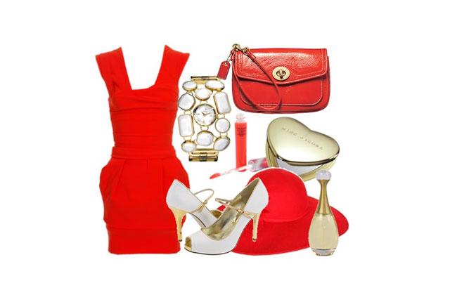 Dámské letní šaty - inspirace na prázdniny / šaty na léto 2008 (www.luxurymag.cz)