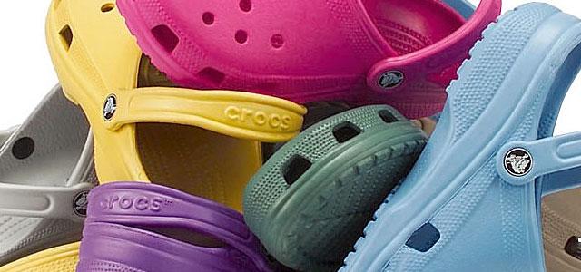 Boty Crocs jsou tak ošklivé, že je musíte milovat! / Crocs