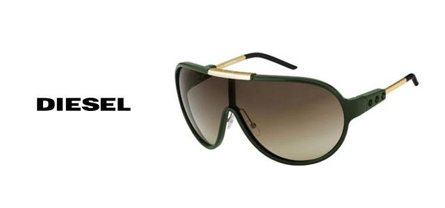Sluneční brýle Diesel pro rok 2008 / sluneční brýle