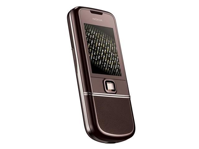 Nokia 8800 Sapphire Arte - zážitek pro vaše smysly / Luxusní mobilní telefon Nokia 8800 Sapphire Arte (www.luxurymag.cz)