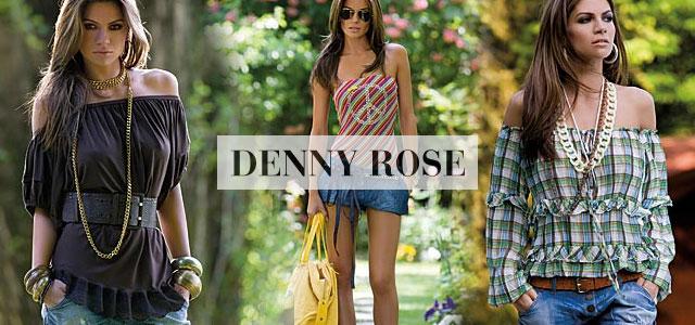 Letní mámení od Denny Rose / oblečení Denny Rose