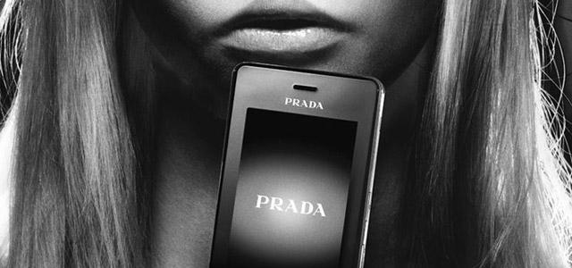 LG Prada – komunikační klenot