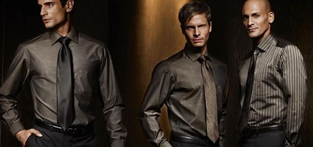 Pánské košile Jacques Britt, Versace a Olymp