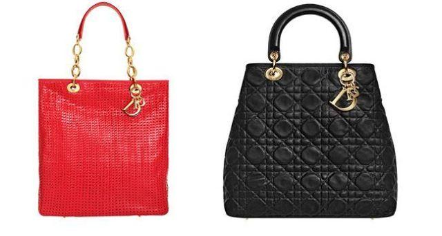 Kabelky Dior — doplňky, kterým neodoláte / Kabelky Dior 2008 (www.luxurymag.cz)
