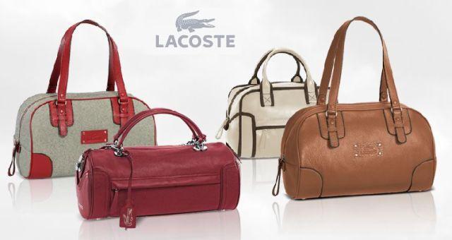 Lacoste kabelky ve znamení sportovní elegance