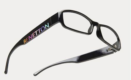 Pánské dioptrické brýle Benetton, Jaguar a Ray Ban