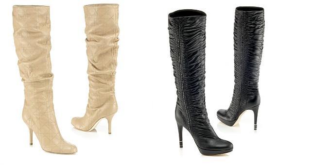 Jedinečně a nádherné, takové jsou boty Dior