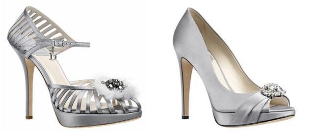 Jedinečně a nádherné, takové jsou boty Dior / Boty Dior (www.luxurymag.cz)