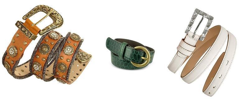 Dámský pásek – nezbytný doplněk outfitu / Dámské pásky (www.luxurymag.cz)