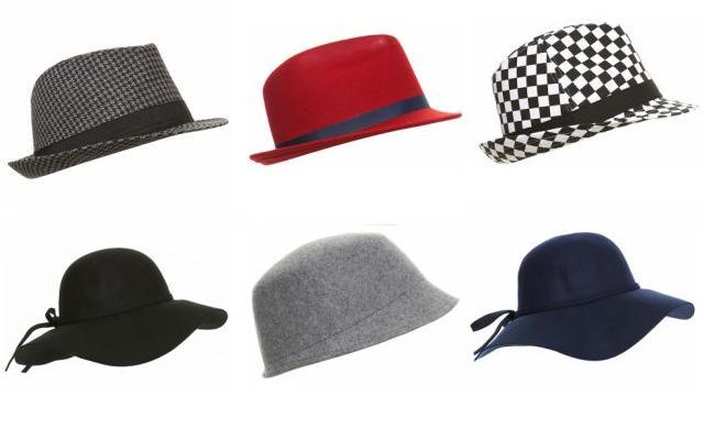 f11e505db07 Buďte trendy v mimořádném klobouku!   Dámské klobouky TopShop
